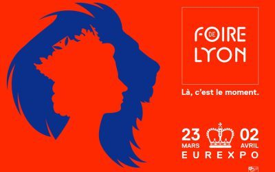 Foire de Lyon du 23 mars au 2 avril 2018 !